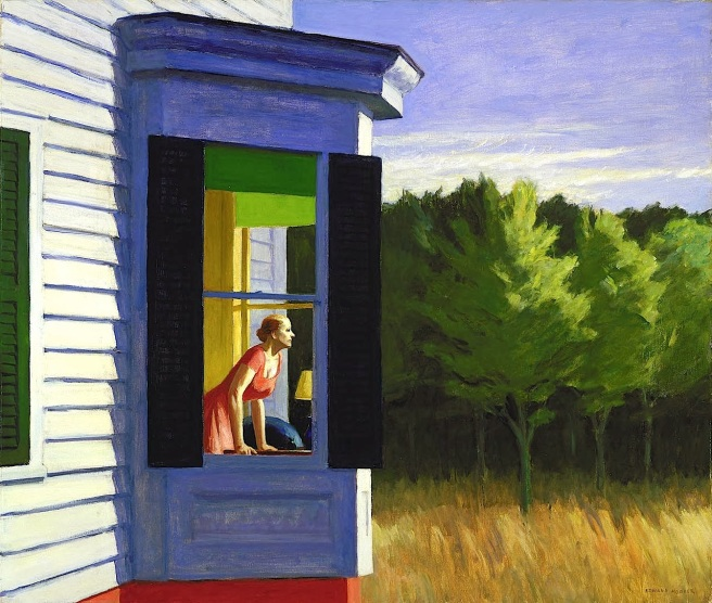 Hopper-CapeCodMorning-1950